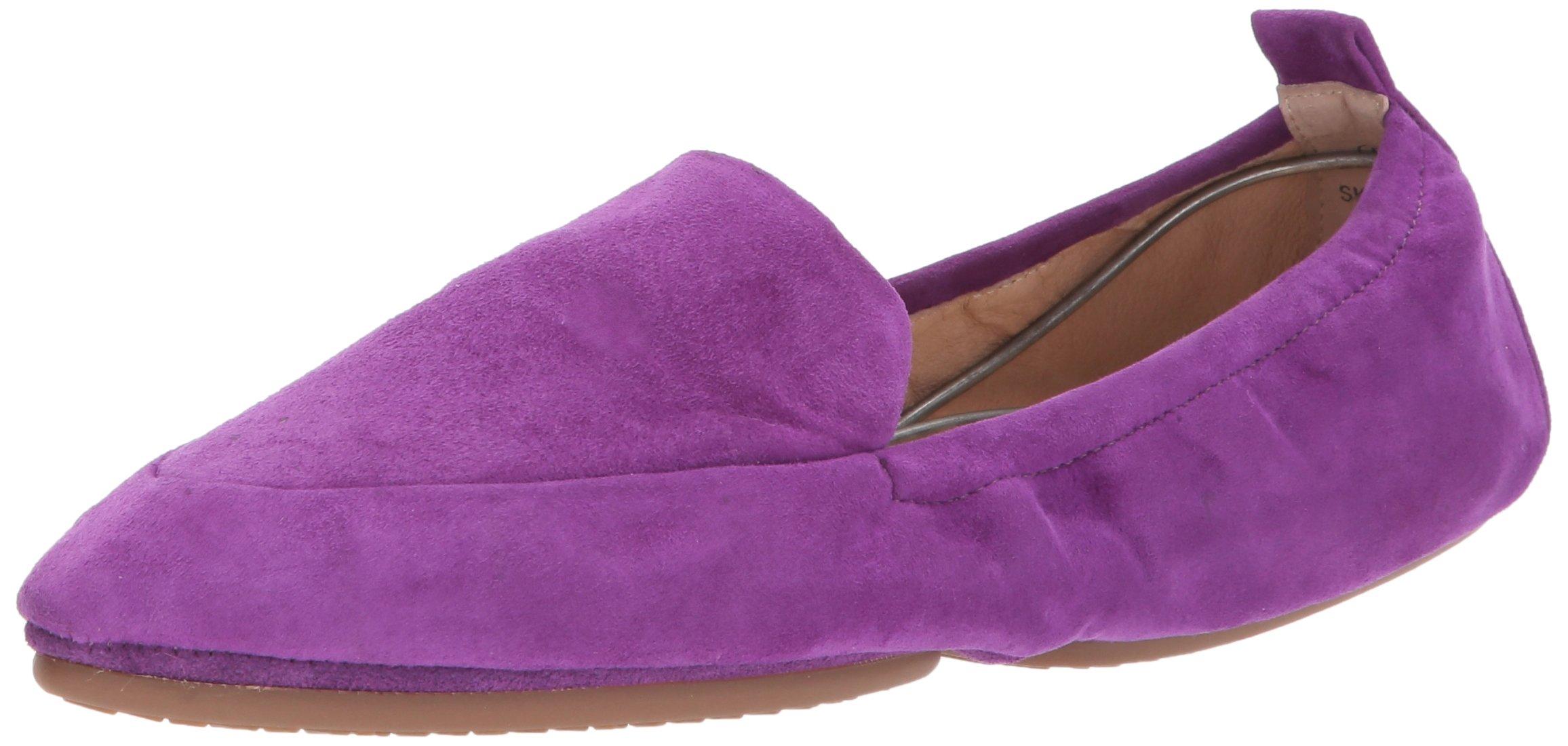 Yosi Samra Women's Skyler Ballet Flat, Purple Magic, 8 M US