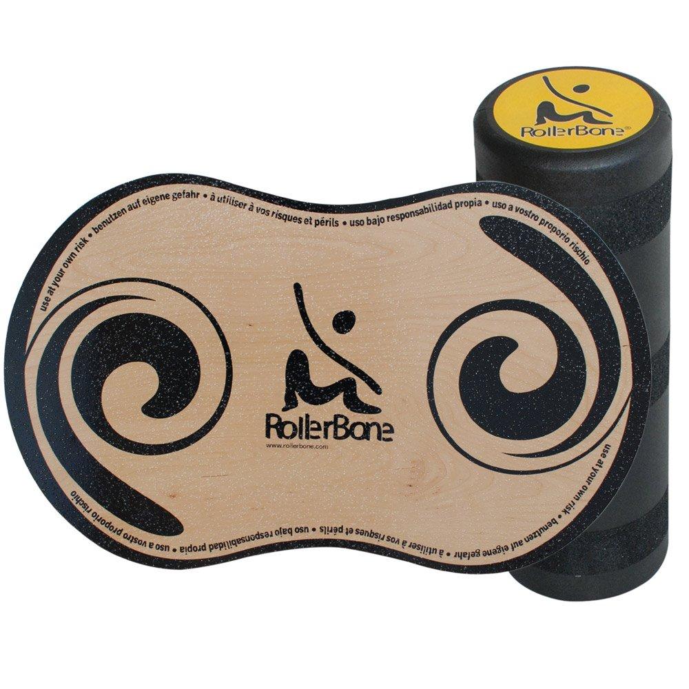 1.0 Pro Set, Sanded Board + Pro Roller ROLLERBONE