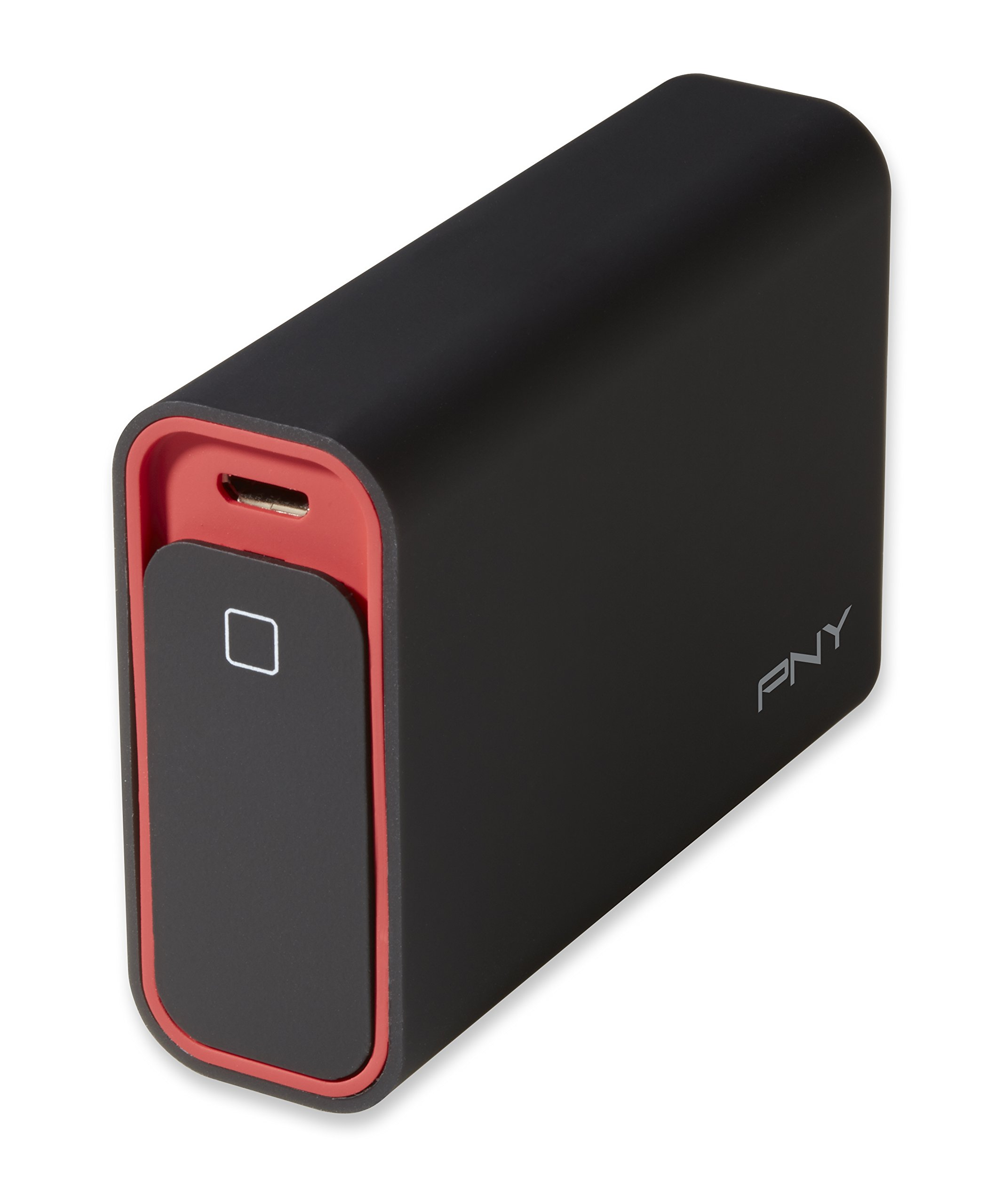 PNY CT5200 5200mAh 1 Amp PowerPack - Universal Portable Rechargeable Battery Charger for Apple iPhone, Samsung Galaxy, Nexus, HTC, Motorola, LG, BlackBerry, and other Android Smartphones by PNY (Image #3)