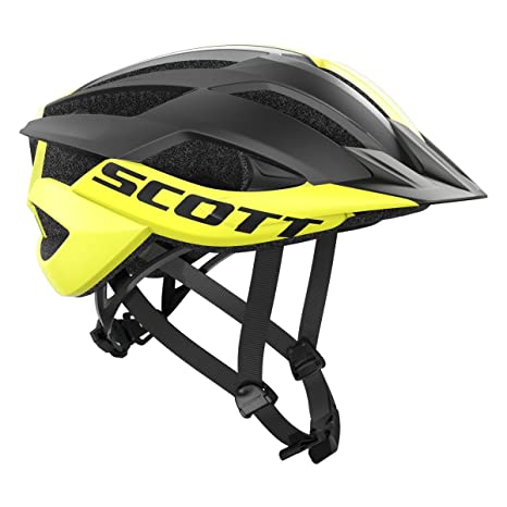 Scott ARX MTB Bicicleta Casco Negro 2018: Amazon.es: Deportes y aire libre
