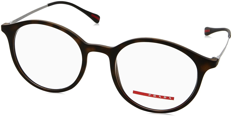 Prada Linea Rossa 0PS 02IV, Monturas de Gafas para Hombre, Havana ...