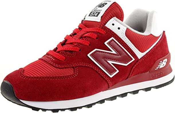 new balance red shoes