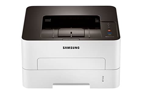 Samsung SL M 2825 DW - Impresora láser (B/N 28 PPM) Blanco y Negro ...