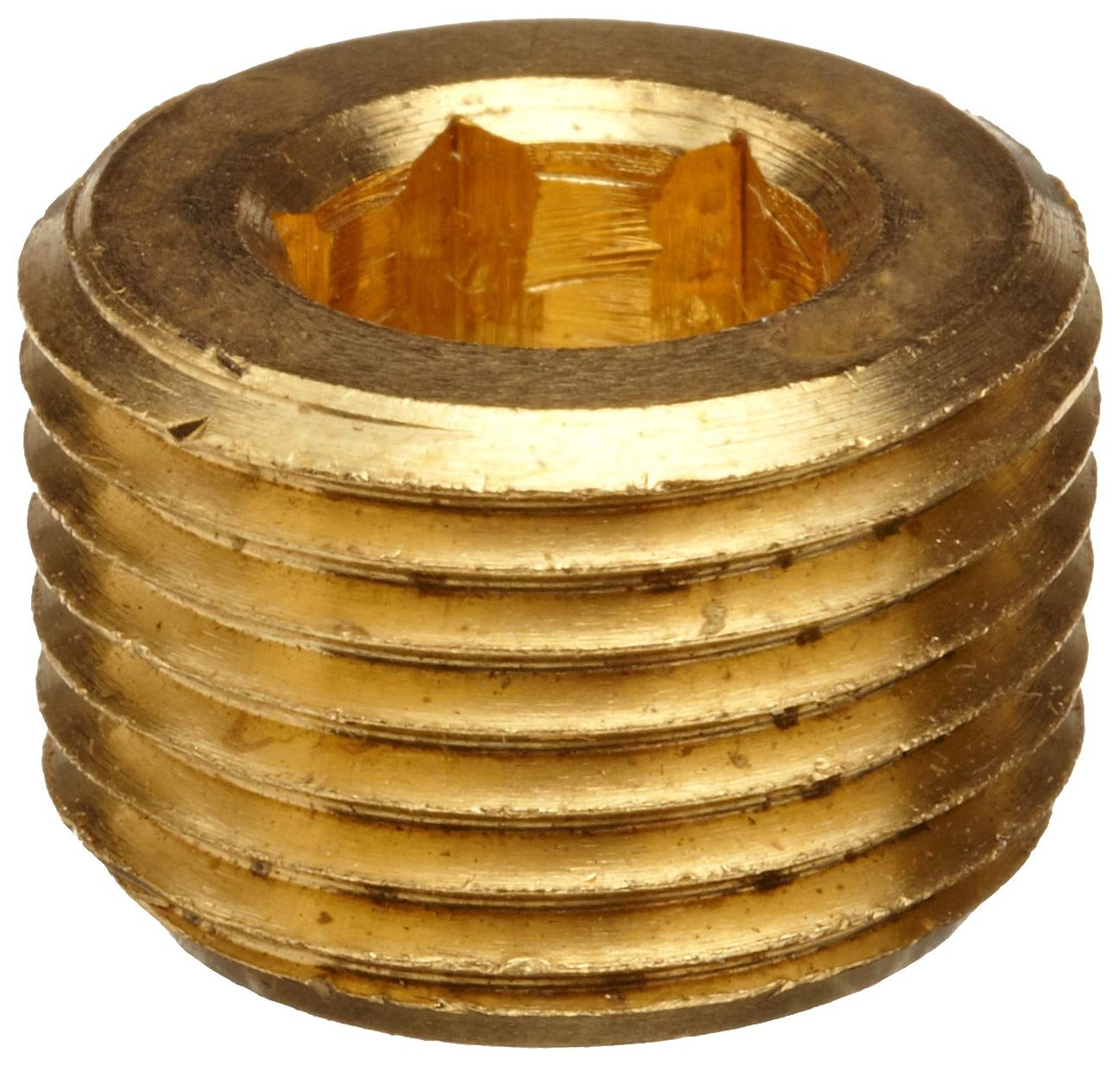 1//4 Male Thread x 1//4 Male Thread Brass Pack of 10 1//4 Male Thread x 1//4 Male Thread Pack of 10 Parker Hannifin 215PN-4-pk10 Close Nipple Pipe Fitting Parker Hannifin Corporation
