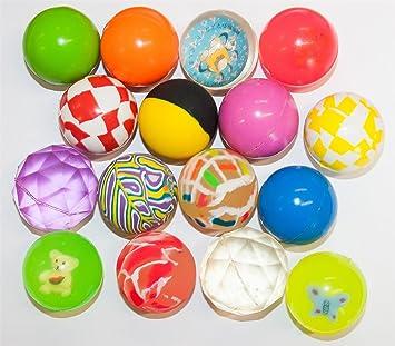50 x Flummis Flummi Springball 45 mm Hüpfball Bouncing Ball Mitgebsel Tombola Business & Industrie Großhandel & Sonderposten