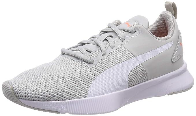 3183ec51 Amazon.com: Puma Flyer Runner Shoes - Womens - Grey Violet/White ...