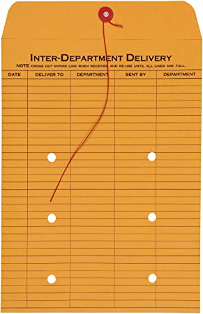 Quality Park Standard Style Inter-Department Envelope 63576