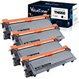 Valuetoner Compatible Toner Cartridge Replacement for Brother TN660 TN-660 TN630 High Yield to use with HL-L2300D HL-L2320D H