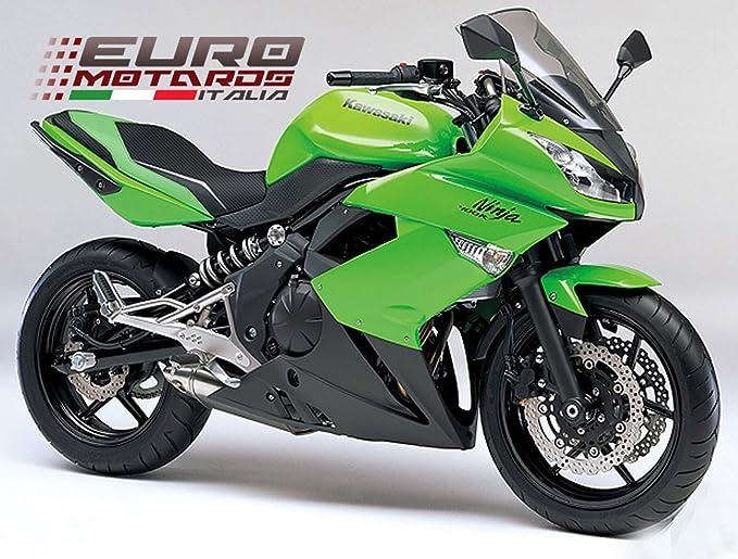 Amazon.com: Kawasaki ER6N ER6F Ninja 650R 2009-2011 Luimoto ...