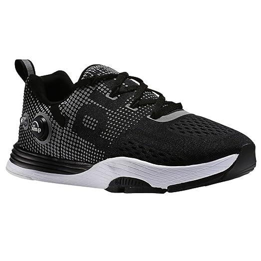 Reebok Cardio Pump Fusion Black Womens Cardio/Dance/Fitness Sneakers, Sz. 6