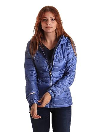83d2637a331f Emporio Armani Ea7 6ZTB01 TN43Z Doudoune Femmes Bleu S  Amazon.fr  Vêtements  et accessoires