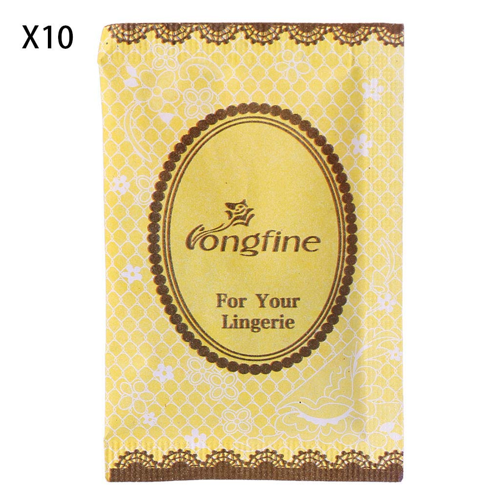 SimpleLif Household Cleaning Products,10Pcs Natural Spices Air Freshener Perfume Sachets Paper Bag Car Fragrance Osmanthus