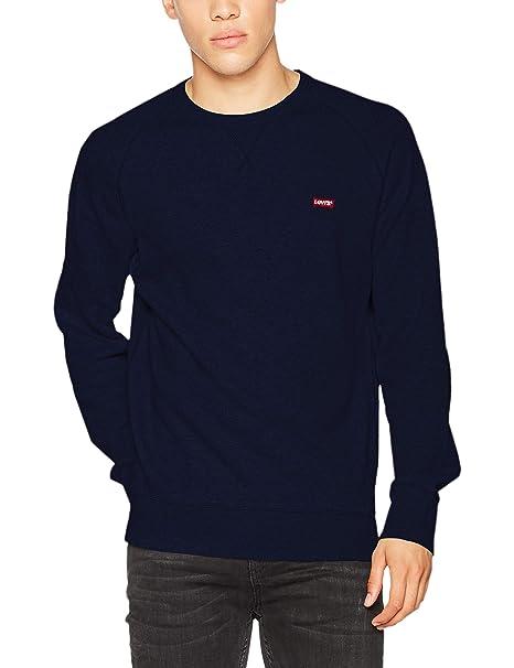 009459dcba Levi's Men's Original Hm Icon Crew Sweatshirt: Amazon.co.uk: Clothing