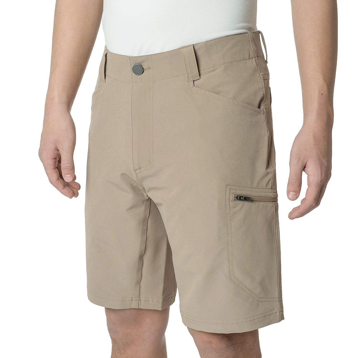 ZeroXposur Men's Lightweight Stretch Travel Shorts Color: Oak Size: (30)-(31)-(32)-(33)-(34)-(36)-(38)-(40) New Tags (40) by ZeroXposur (Image #3)