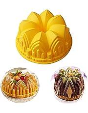 FantasyDay® 1 cavidades moldes de Silicona para Hielo, Tartas, Chocolate - 100%