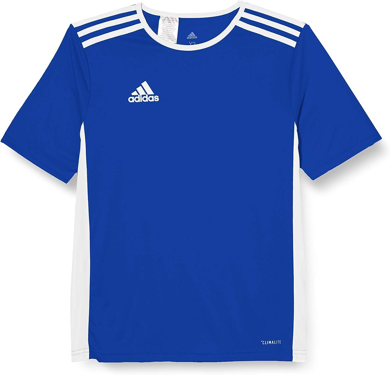 adidas Entrada 18 JSY Teamtrikot Camiseta Niños