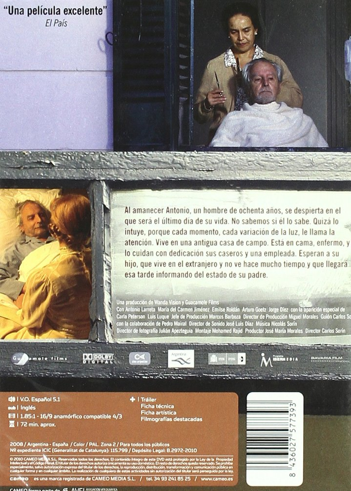 Amazon.com: The Window (2008) (La ventana)  [ NON-USA FORMAT, PAL, Reg.2 Import - Spain ]: Antonio Larreta, María del Carmen Jiménez, Emilse Roldán, ...