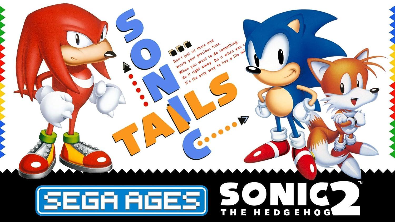SEGA AGES Sonic the Hedgehog 2 Standard - Switch [Digital Code]