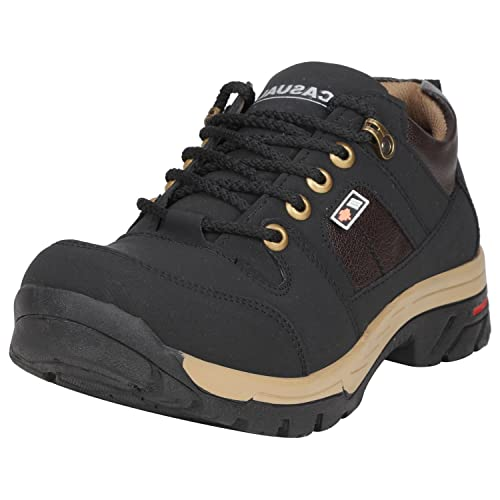 3d5daeb6c3ee11 Kraasa Men s Synthetic Leather Boots  Buy Online at Low Prices in ...