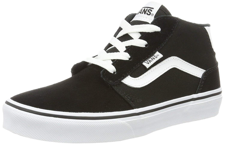 Vans Women's Chapman Mid Sneakers Black