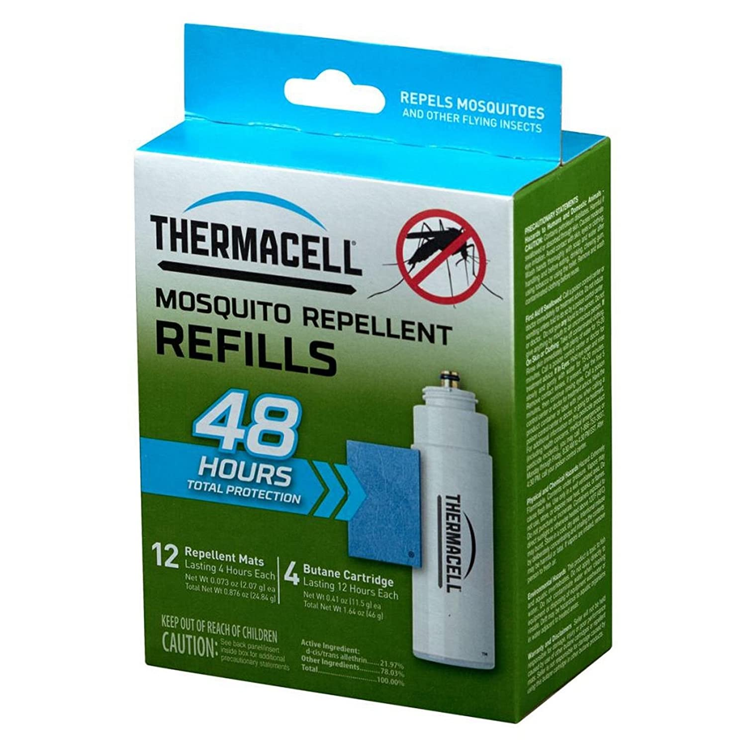 Thermacell Refill Value Pack cartuchos