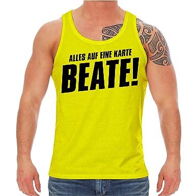 Tank Tops & Shirts für Herren vergleichen und bestellen