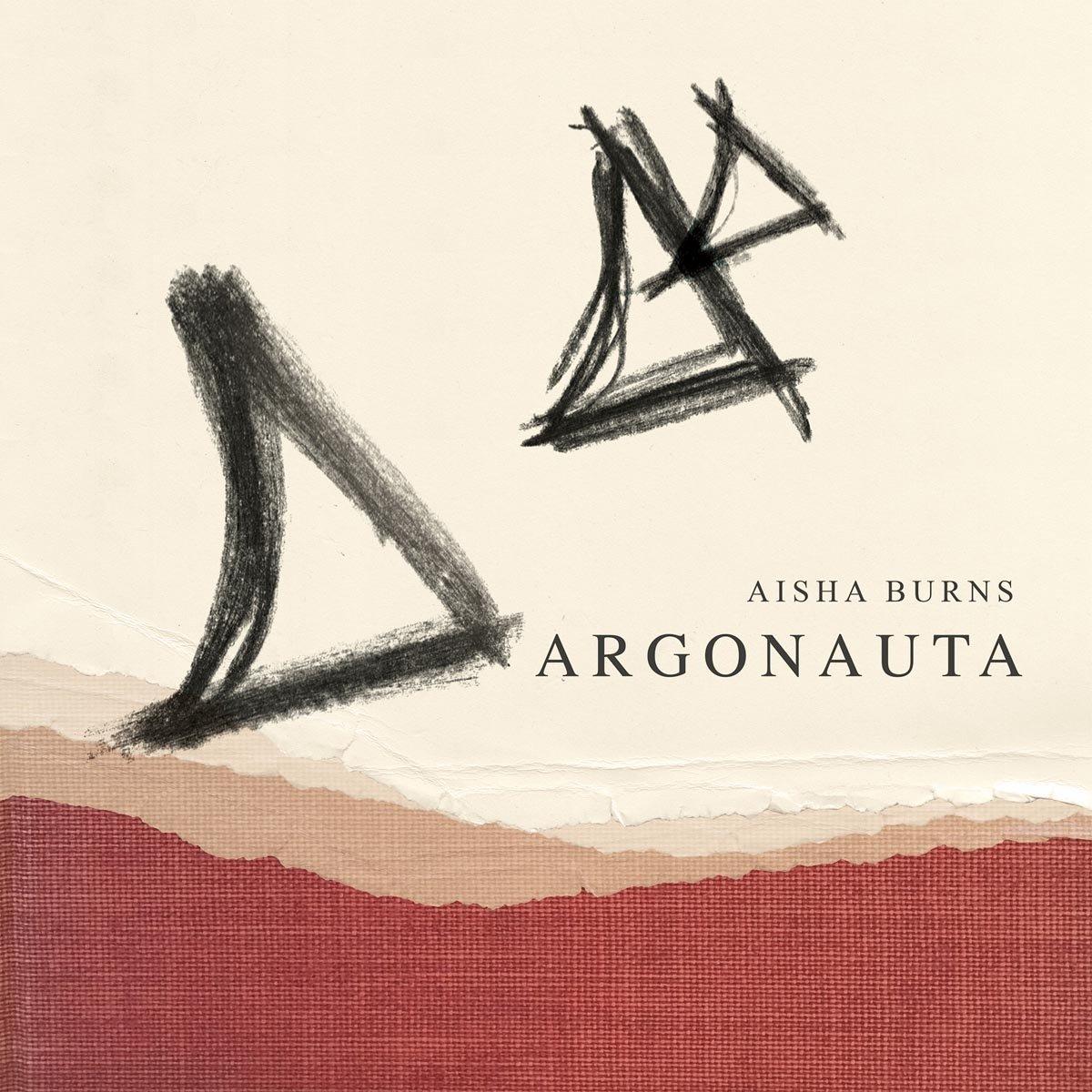 Vinilo : Aisha Burns - Argonauta (LP Vinyl)