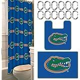Florida Gators NCAA 15-Piece Bath Set