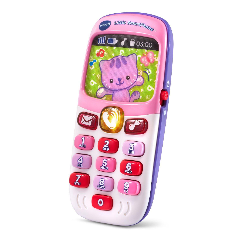 Online Exclusive 80-138150 VTech Baby Little SmartPhone Pink