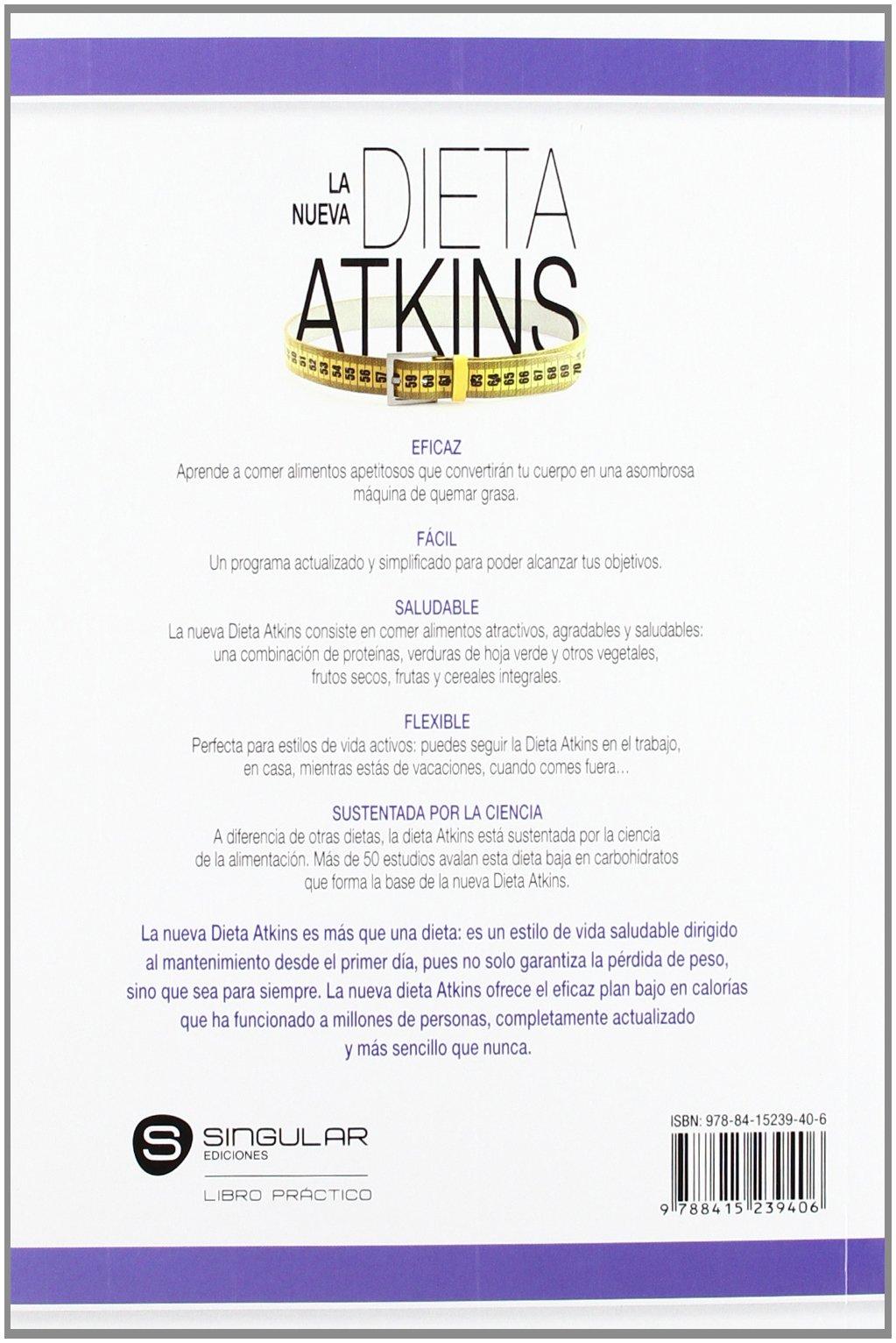 Alimentos dieta atkins