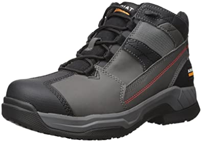 Ariat Men's Contender Work Boot, Graphite, ...