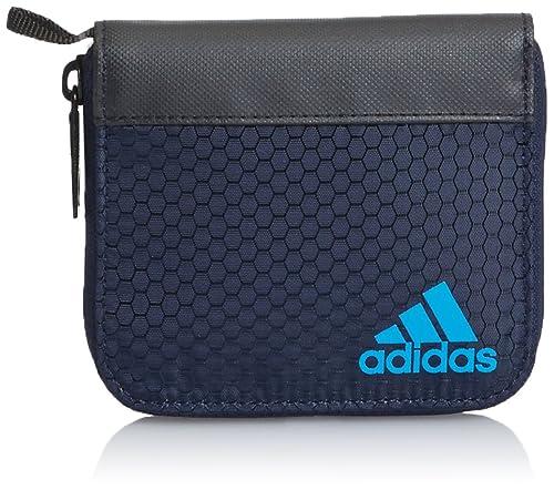 adidas Cartera Sac 3S Per Wallet Negro: Amazon.es: Zapatos y complementos