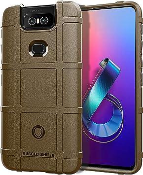 SWMGO® Firmeza y Flexibilidad Smartphone Funda para ASUS Zenfone 6 ...