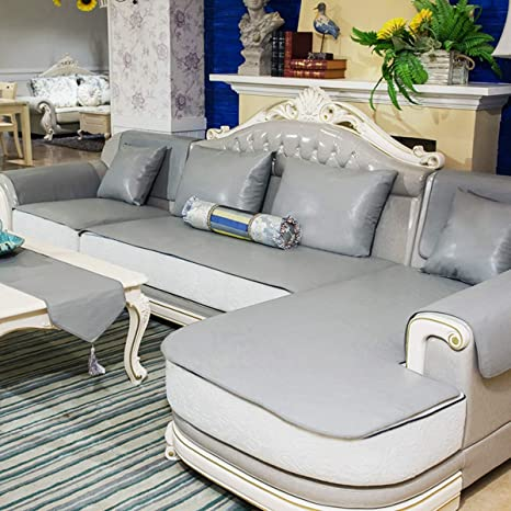 Lu Cubiertas de sofás, Fundas de sofás 2 plazas a Prueba de ...