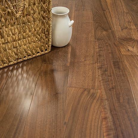 american walnut select u0026 better w4mm wear layer prefinished engineered wood flooring 5u0026quot