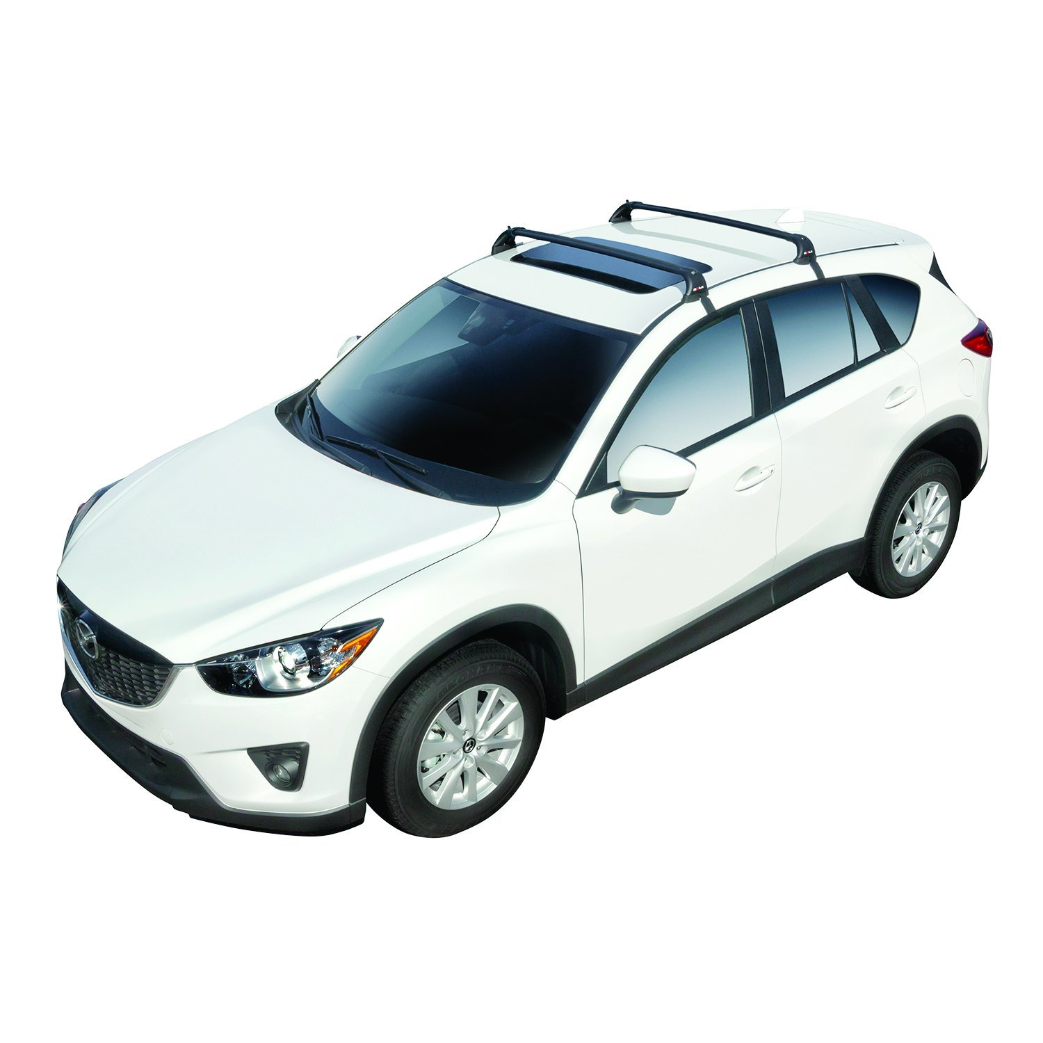 Amazon.com: ROLA 59767 Removable Mount GTX Series Roof Rack For Mazda CX5:  Automotive
