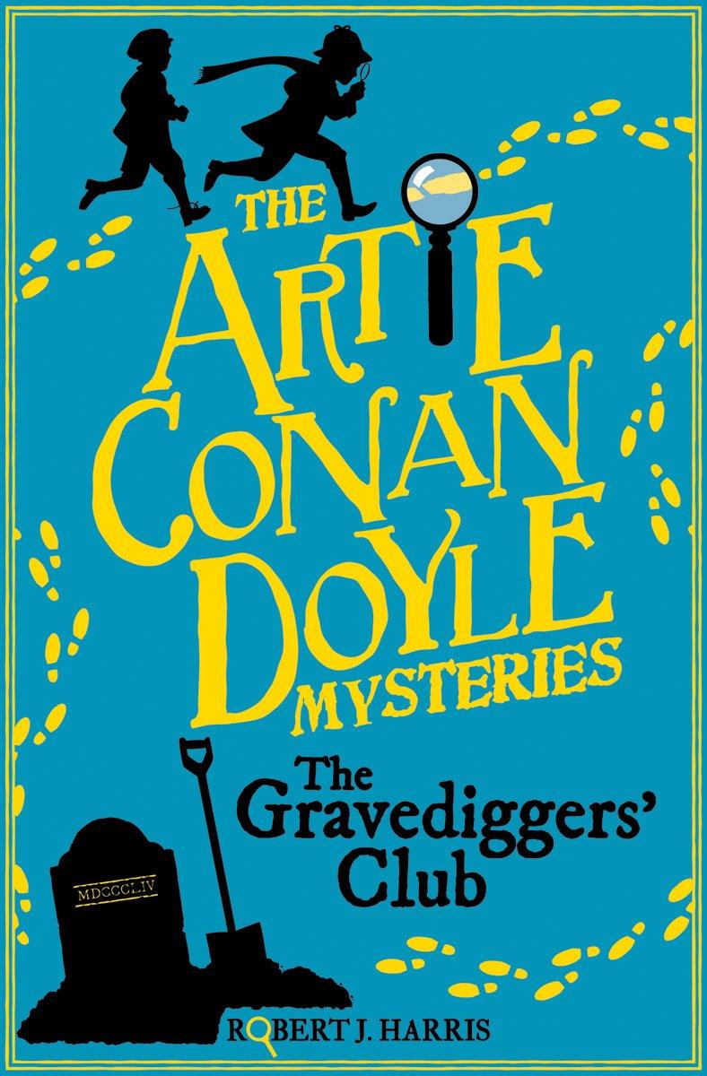 Download Artie Conan Doyle and the Gravediggers' Club (Artie Conan Doyle Mysteries) pdf