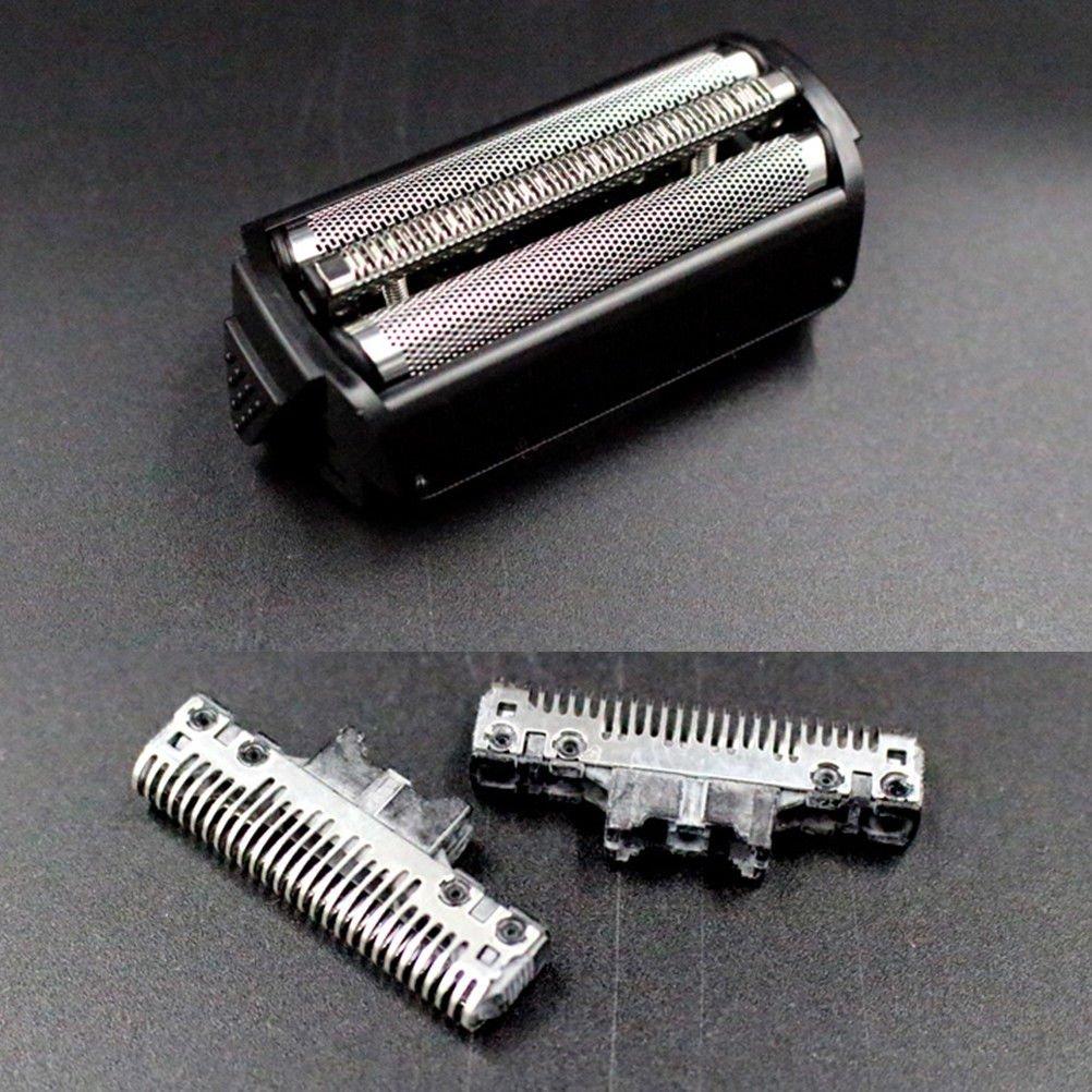 Zhhlinyuan Mens Shaving Shaver Blades Foil for Panasoni ES9077 ES8017 ES8016 ES8026