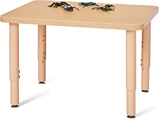 "product image for Jonti-Craft 6254JCP251 Purpose+ Rectangle Table, 30"" x 24"""