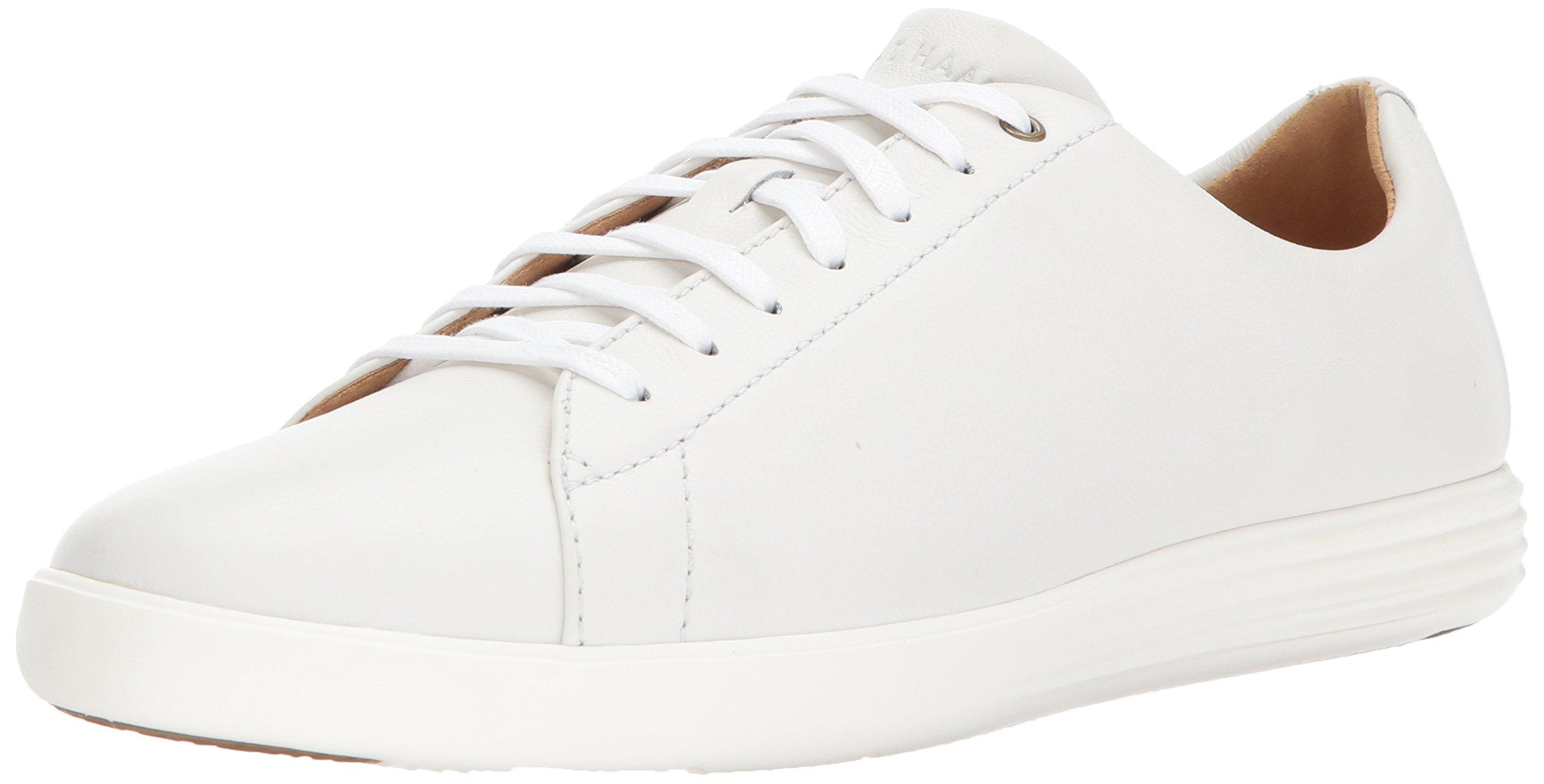 Cole Haan Men's Grand Crosscourt II Sneaker White Leather 10.5 Medium US