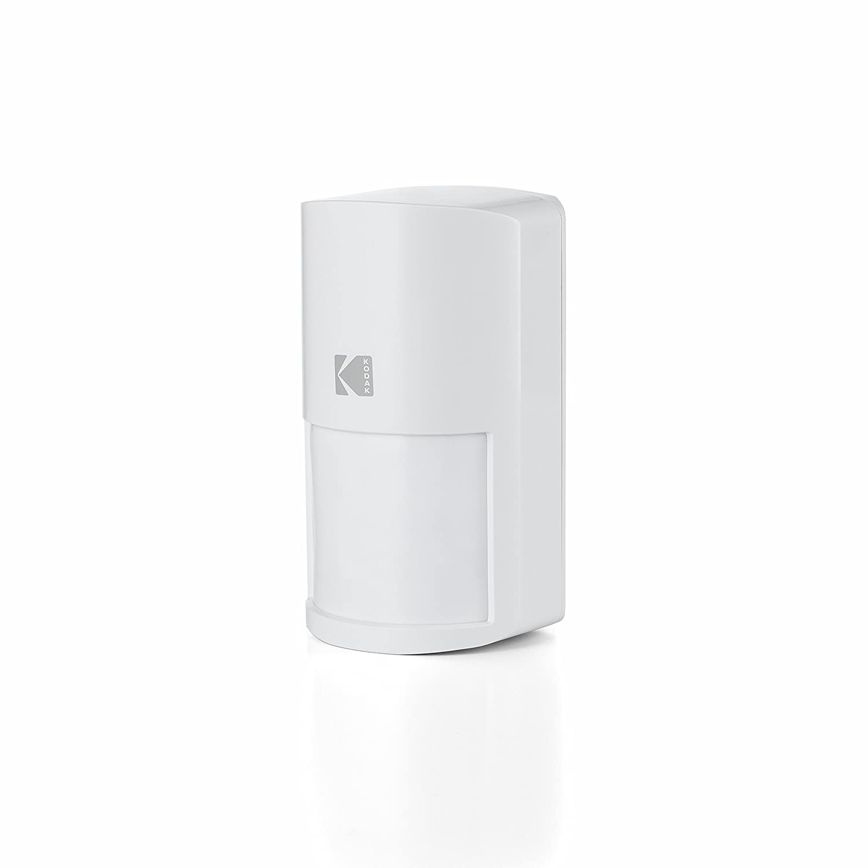 KODAK WMS801 D/ét/écteur de mouvement sans fil compatible avec les cam/éras KODAK EP101WG//IP101WG//IP102 et les syst/èmes dalarme Saxxx