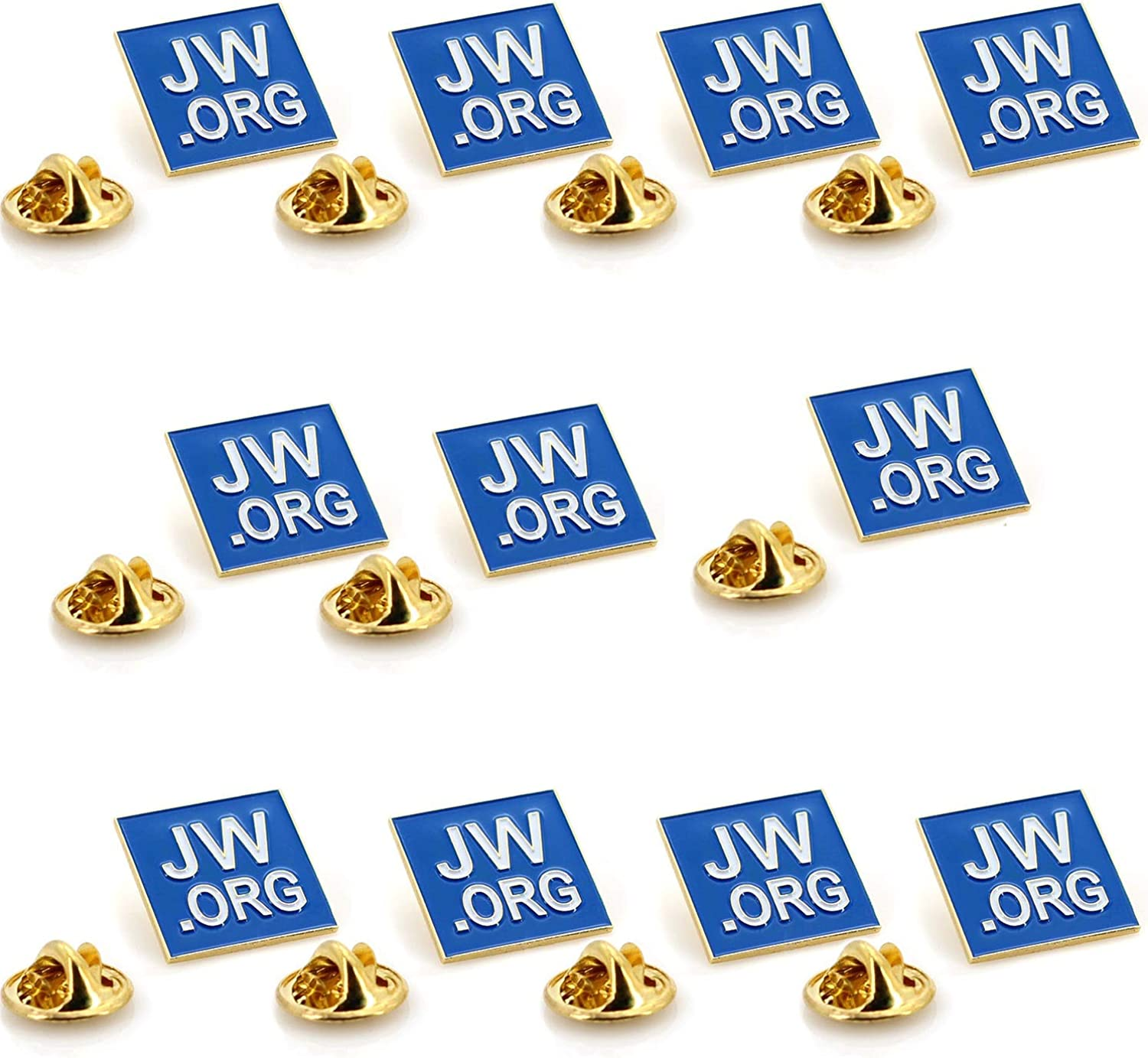 Amazon Com Jw Org Square Gold Lapel Pin Jehovah Witness 1 Square Blue Lapel Pin Jw Org Neck Tie Hat Tack Clip Women Or Men Suits 10 Pack Jewelry In this video, we discuss what it's really like for members to attend meetings.for decades. jw org square gold lapel pin jehovah