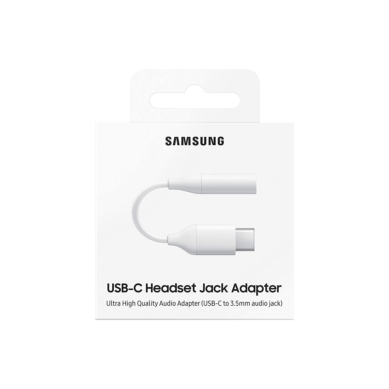 Samsung USB Type-C to 3.5mm Jack Adapter Ee-UC10J