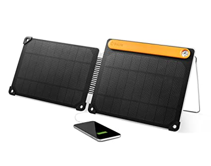 Amazon.com: BioLite - Panel solar cargador 10 veces má ...