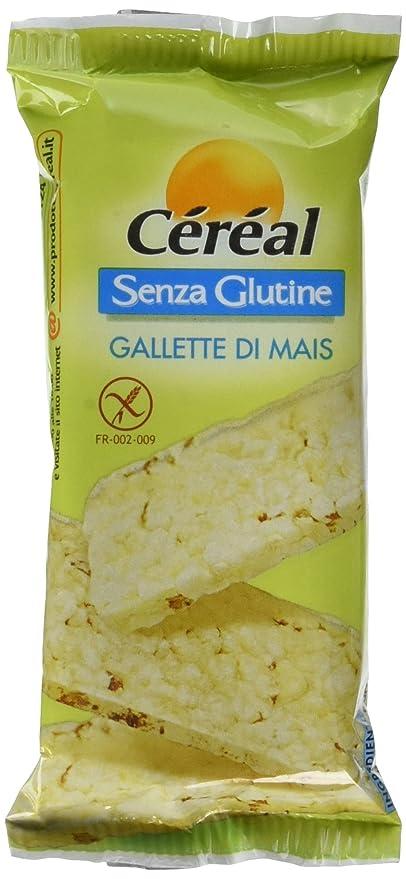 Cereal Tortas de gluten de maíz 13 g: Amazon.es: Salud y ...