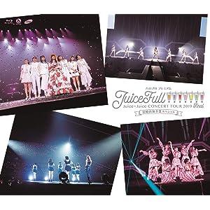 Blu-ray Disc. ハロプロ プレミアム Juice=Juice CONCERT TOUR 2019 ~JuiceFull!!!!!!!~ FINAL 宮崎由加卒業スペシャル