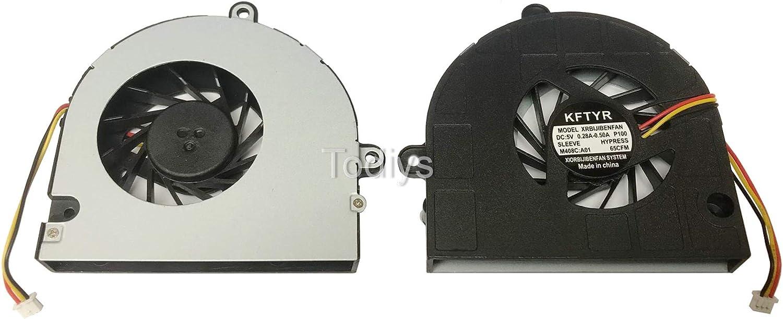 Todiys CPU Cooling Fan for Acer Aspire 5333 5336 5733 5736 5742 5250 5253 Gateway NV55C Series 5333-2418 5336-2283 5733-6410 5733Z-425 5736Z-4016 5742-6248 5742G-6480 5250-0327 5253-BZ480 DC2800092A0