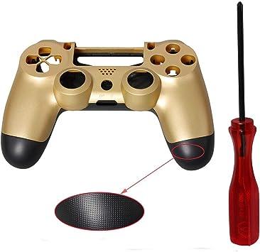 Carcasa Mando PS4, ENDARK Carcasa de plástico con Carcasa rígida para PS4 Playstation 4 Controlador + Destornillador (Carcasa de Controlador de 1 Pieza + Destornillador de 1 Pieza): Amazon.es: Electrónica