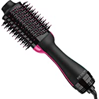 Amazon Price History for:Revlon One-Step Hair Dryer And Volumizer Hot Air Brush, Black, Packaging May Vary