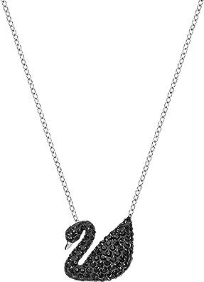 Oferta amazon: Swarovski Colgante Iconic Swan